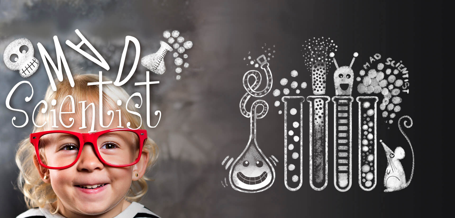 Discover the Kids&Us Mad Scientist workshops