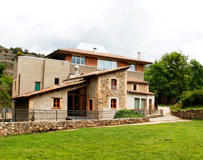 Discover El Molí de la Riera, the Kids&Us Cool Off summer camp facilities